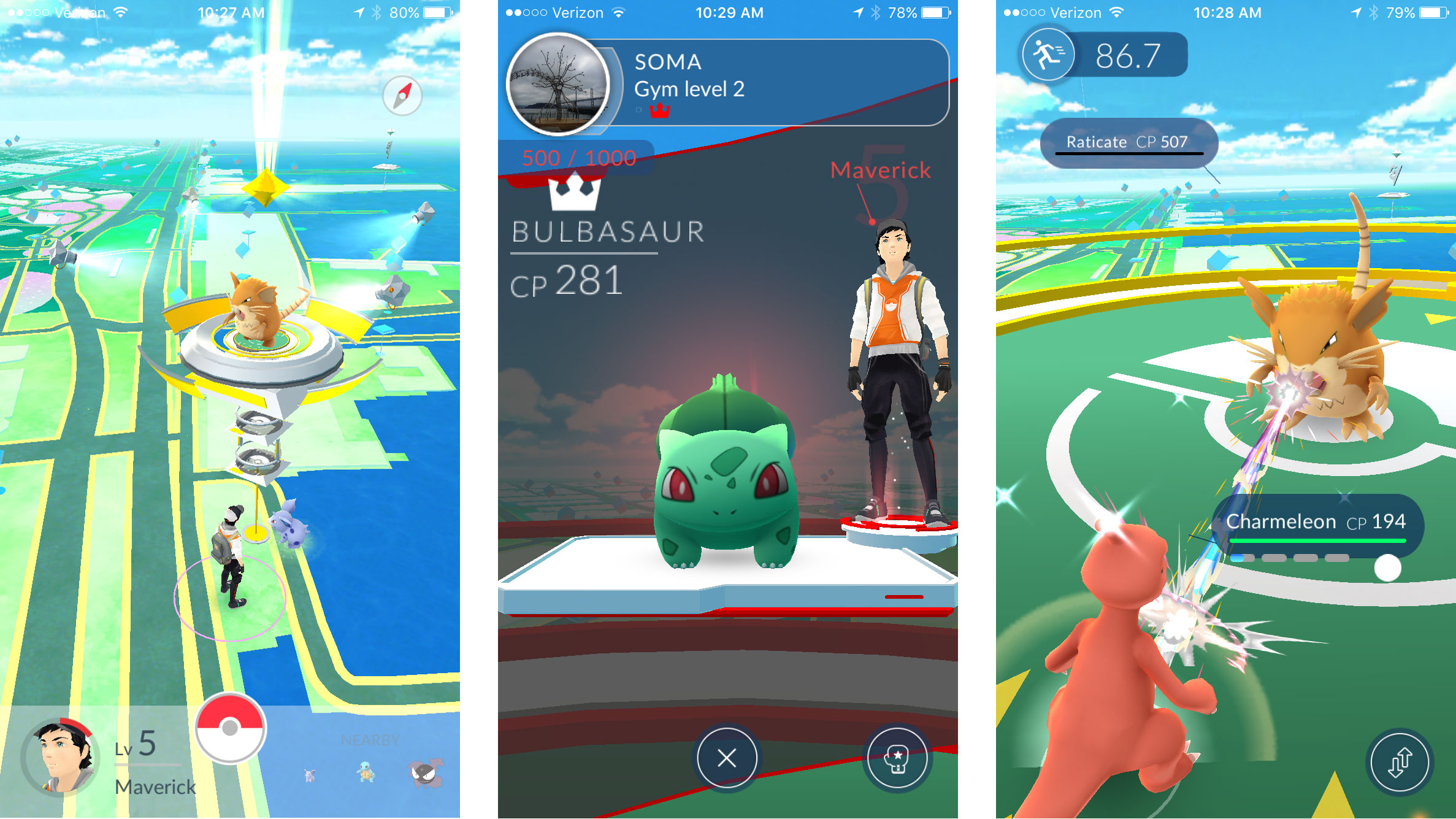 pokemon go gym battle has already been completed