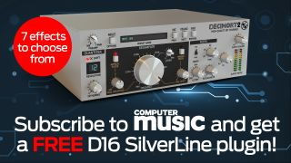 Free D16 Group Plugin when you Subscribe to Computer Music