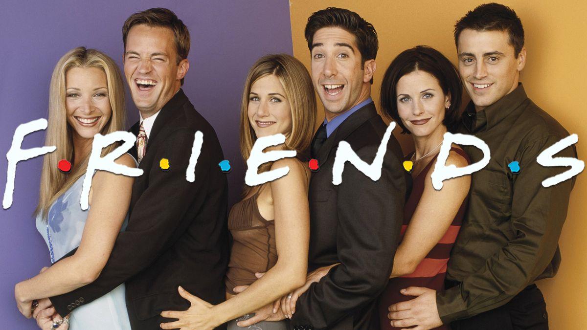How to watch Friends online and stream each season around the world |  GamesRadar+