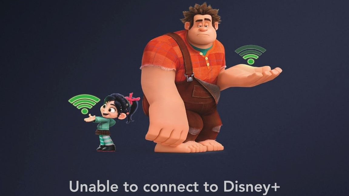 Disney Plus Error Codes Guide What To Do If You Are Unable To Connect Or Can T Log In Gamesradar
