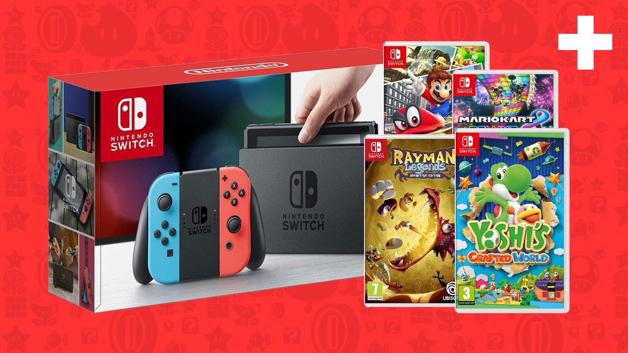 02b072ce990 The best Nintendo Switch bundles in the UK 2019