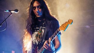 Neige of Alcest