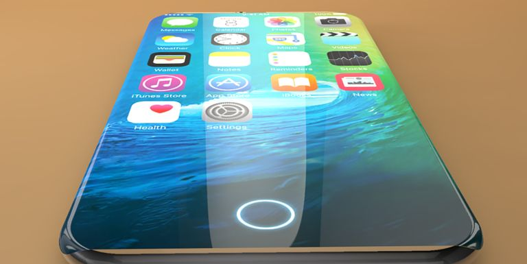 All glass OLED Apple iPhone 8 incoming