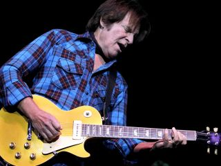 John Fogerty and an all-star array of guests team up on Wrote A Song For Everyone