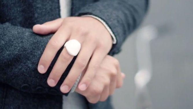 Forget fitness bands: just wear the Oura ring