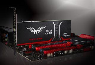 G.Skill Phoenix Blade Series 480GB PCIe SSD