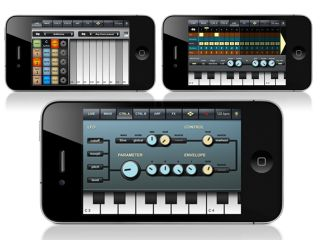 Up to speed with iOS7: the Addictive microSynth