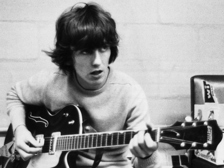 How To Play Guitar Like George Harrison Exclusive Video