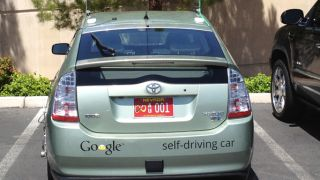 Nevada gets behind the wheel of Google's driverless cars