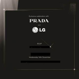 LG Prada tablet on the cards?