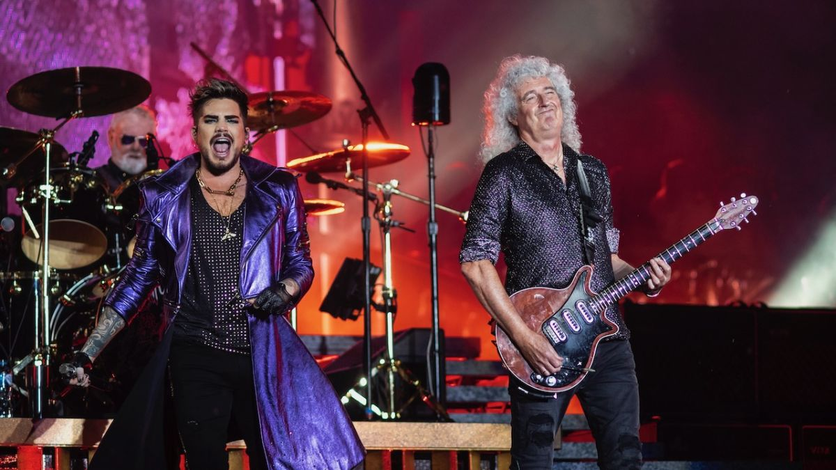 Brian May 'lost interest' in writing new Queen music with Adam Lambert, says Roger Taylor