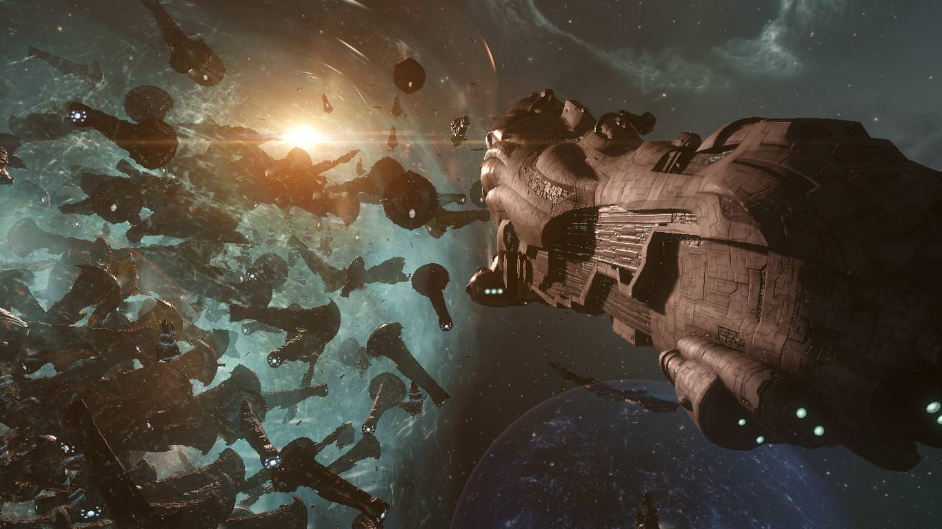 EVE Online had its biggest battle ever last week and now an