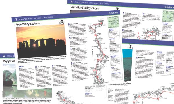 Explore Wiltshire Maps