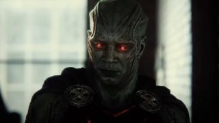 Martian Manhunter in Justice League