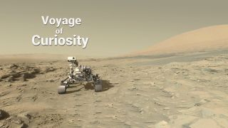 Voyaging of Curiosity: A Martian Tale documentary
