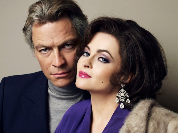 Burton and Taylor photo