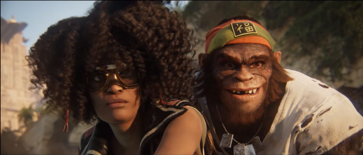 After more than ten years it's still 'too soon' to say when Beyond Good and Evil 2 might be out