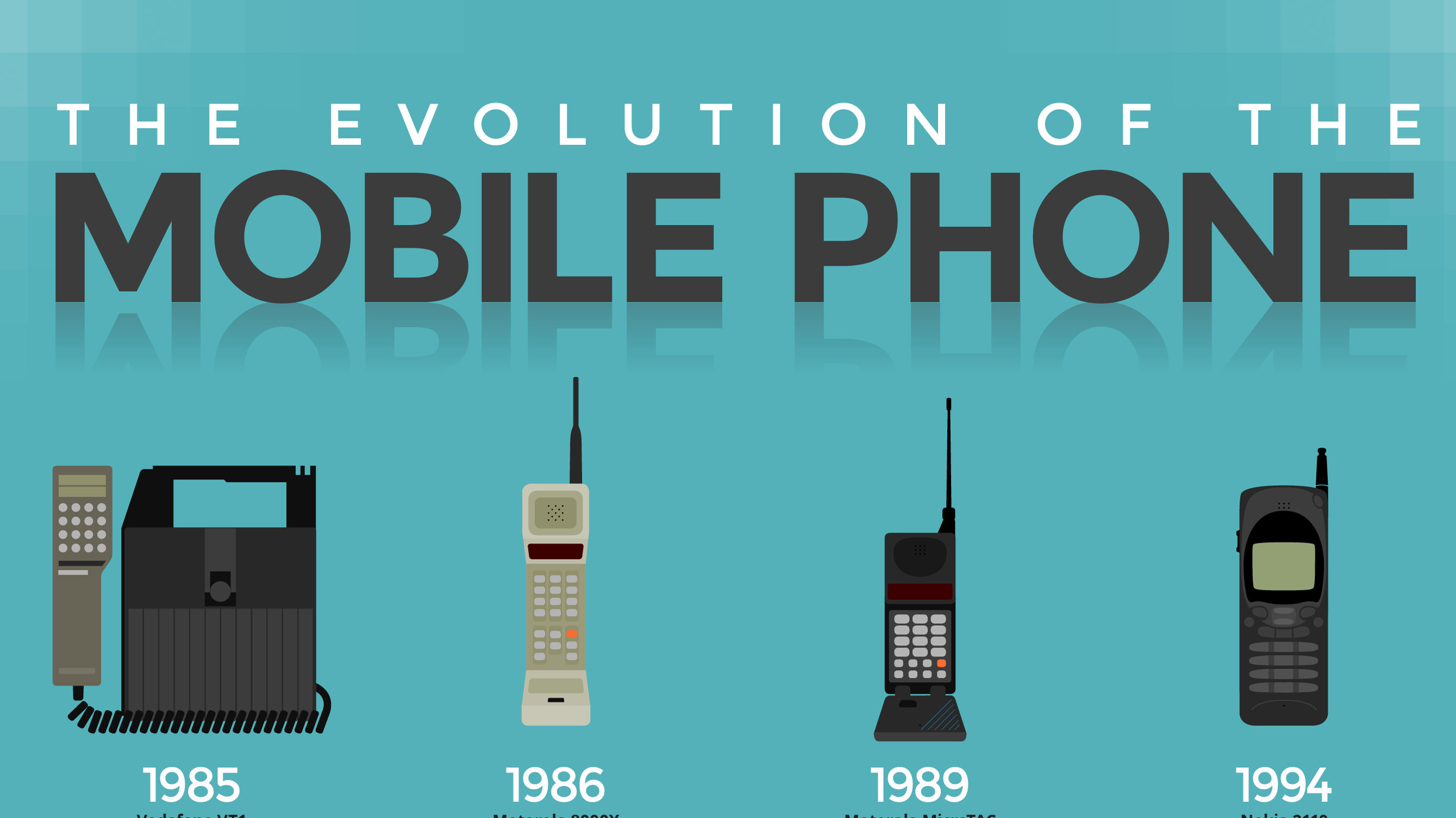 how cell phones changed communication