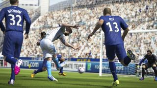 FIFA 14's next-gen engine won't be igniting PC gamers