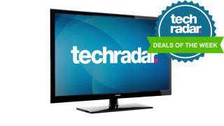 TechRadar s Deals of the Week Samsung 42 inch F4500 plasma TV for 299