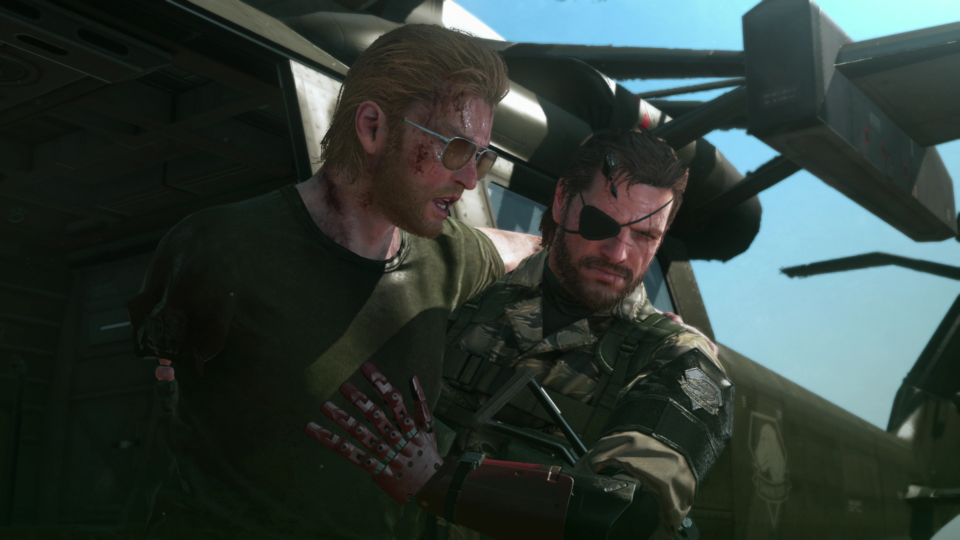 Who S Who In Metal Gear Solid 5 The Phantom Pain Gamesradar