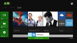 Skype Xbox One Captain America