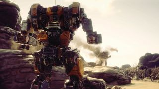 Battletech is shaping up to be a great tactical combat game