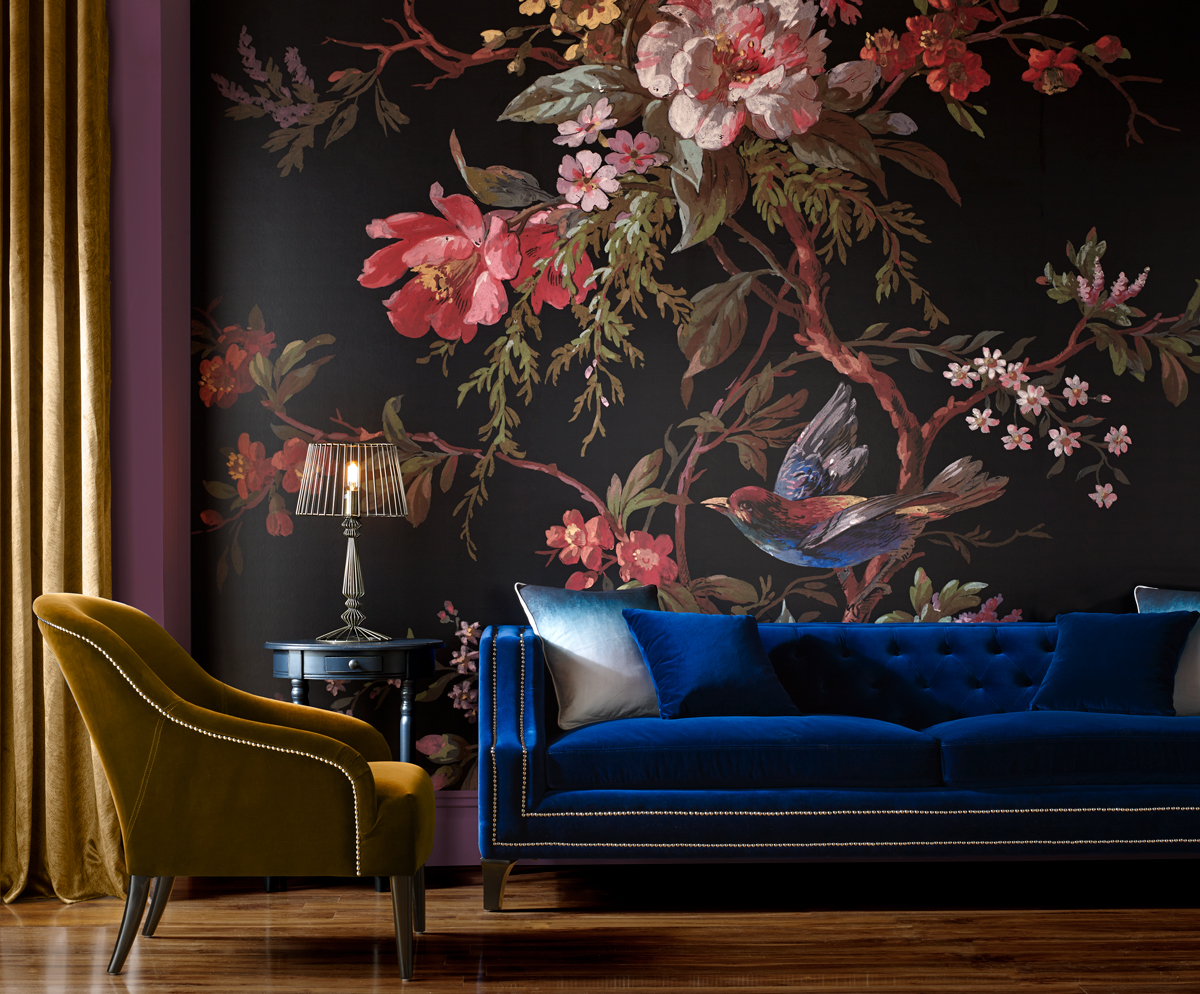 Wall Murals Home Decor: The Best Murals And Mural-Style