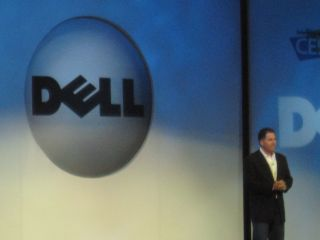Michael Dell tongue firmly in cheek
