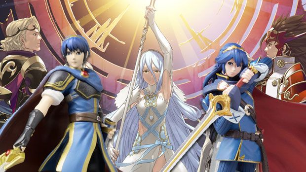 Fire Emblem Fates makes the struggle to get a Marth amiibo worth it