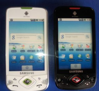 Samsung's i5700 - the new Android phone