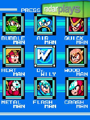RadarPlays - Megaman 2
