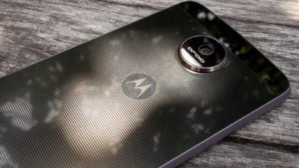 Moto Z2 Force caught on camera for the first time