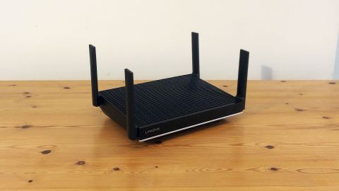Linksys MR9600 Dual-Band Mesh Wi-Fi 6 Router