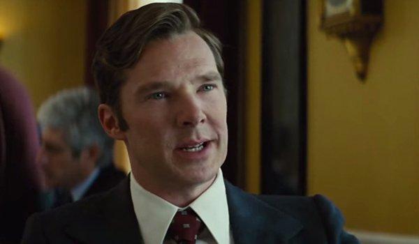 "Benedict Cumberbatch as William ""Billy"" Bulger in Black Mass"