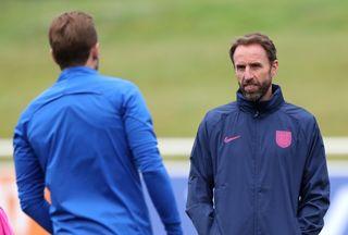 England Training – St George's Park – Monday June 28th