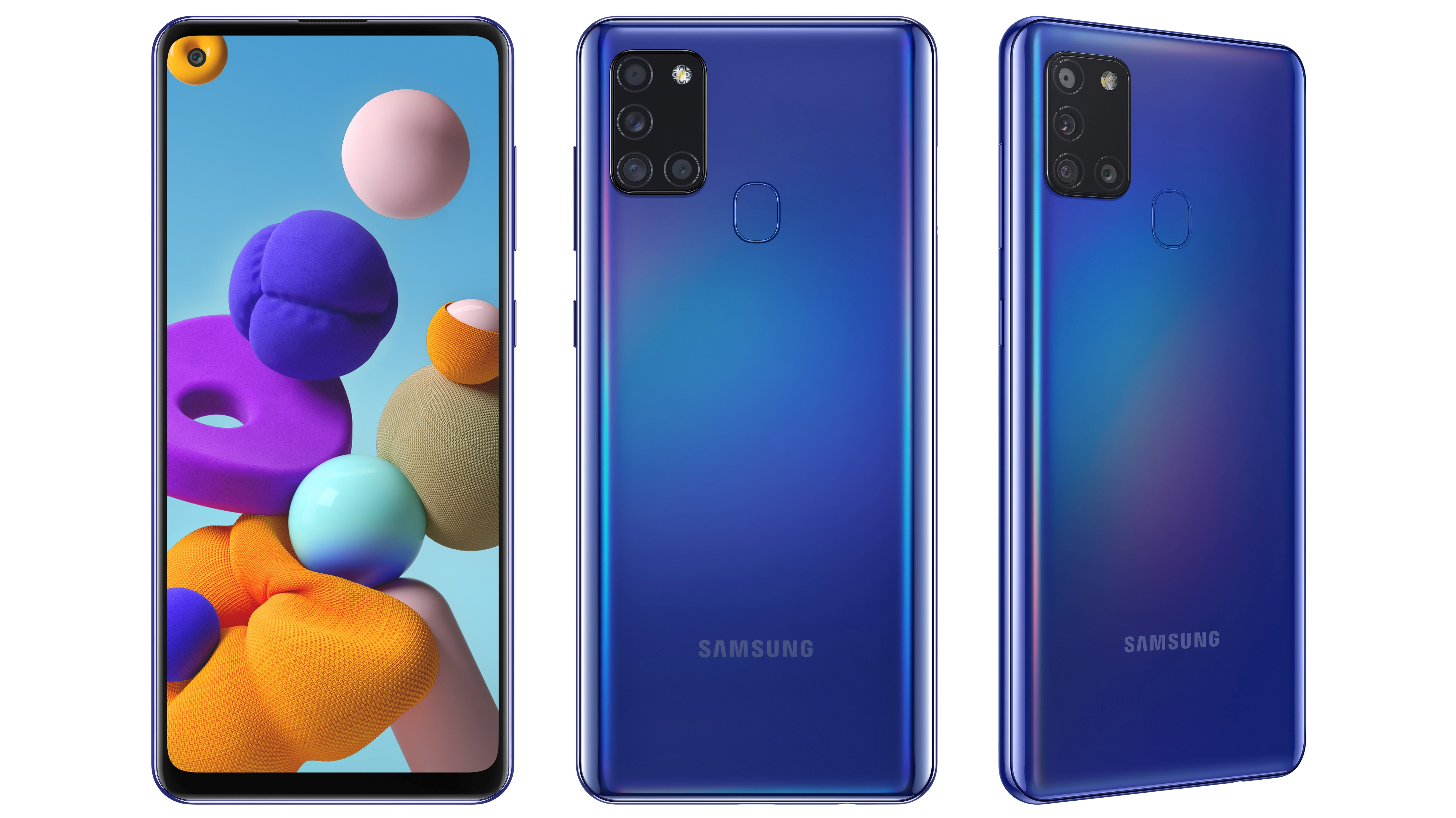 Samsung Galaxy A21s Announced As Cheap Alternative To The Galaxy S20 Techradar
