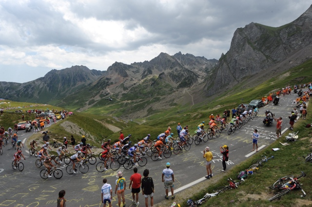 Tourmalet, Tour de France 2010, stage 16