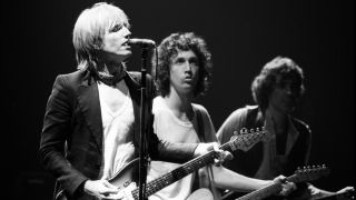 Tom Petty & The Heartbreakers live in NYC, 1979