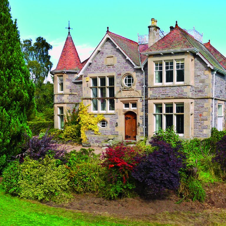 Firlands House, St. Leonards Road, Forres, Moray, Scotland