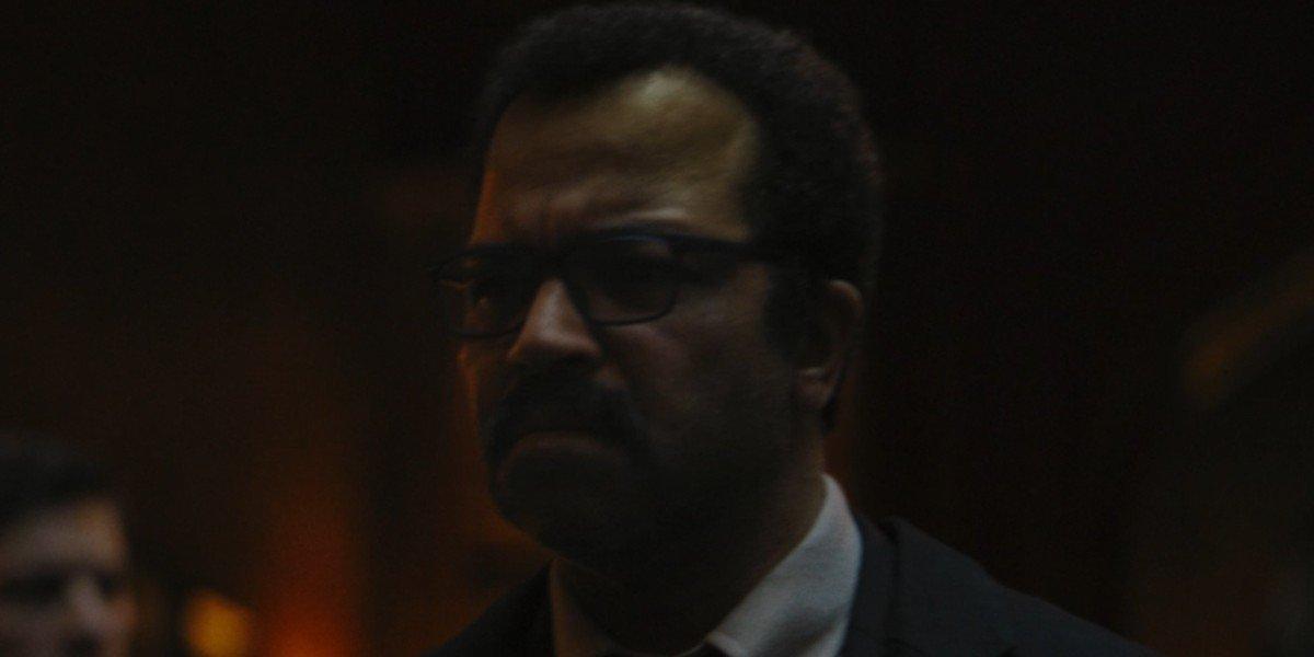 Jeffrey Wright as Commissioner Gordon in The Batman (2021)
