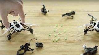 Parrot's new minidrone comes with a cannon | TechRadar