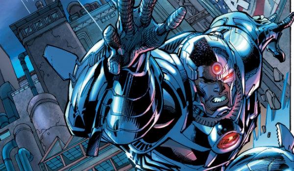 Cyborg Flashpoint