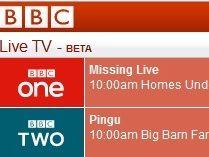 BBC launches Live TV service