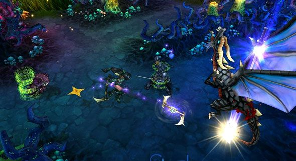 Riot Games Dev Counter Files Dota Trademark Pc Gamer