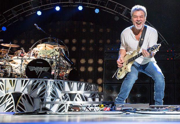 Secrets of Shred: Eddie Van Halen-Style Speed-Picking Technique