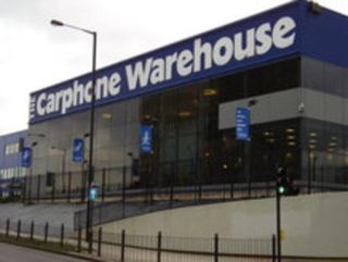 The Carphone Warehouse: revenues up