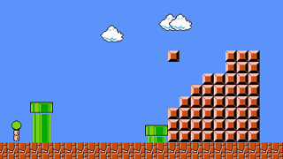 This computer learnt how to make Mario levels from YouTube