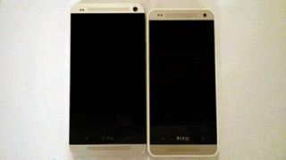 HTC One mini leak