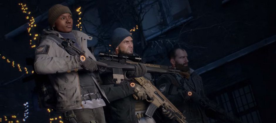 The Division shows off guns, gadgets, and good sportsmanship